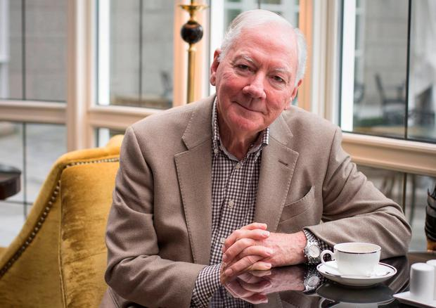 When interviewed in by veteran Irish broadcaster Gay Byrne