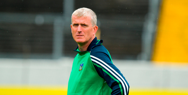 Limerick manager John Kiely. Photo: Sportsfile