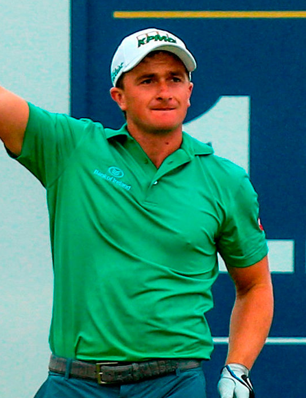 Paul Dunne has struggled to find top form. Photo: John Dickson/Sportsfile