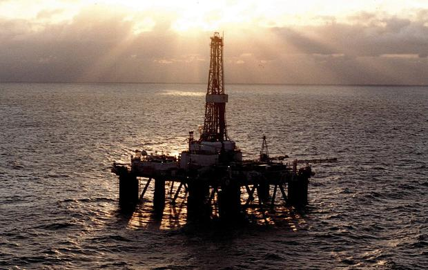 The Corrib field supplies 60pc of the gas used in the State
