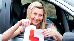Young drivers are the most-vulnerable on the roads with 47 learner drivers involved in fatal collisions between 2014 and 2017. Photo posed