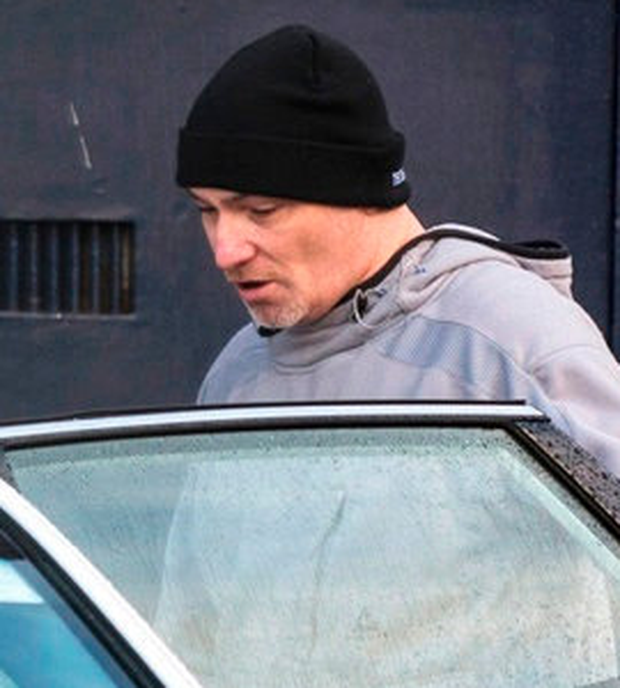 Convicted murderer Kenneth O'Reilly