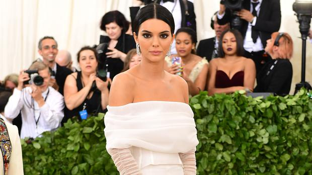 Kendall Jenner has revealed she took a break from the catwalk because she was on the 'verge of a mental breakdown' (Ian West/PA Wire)