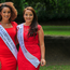 Waterford Rose Kirsten Mate Maher and Roscommon Rose Eimear Reynold