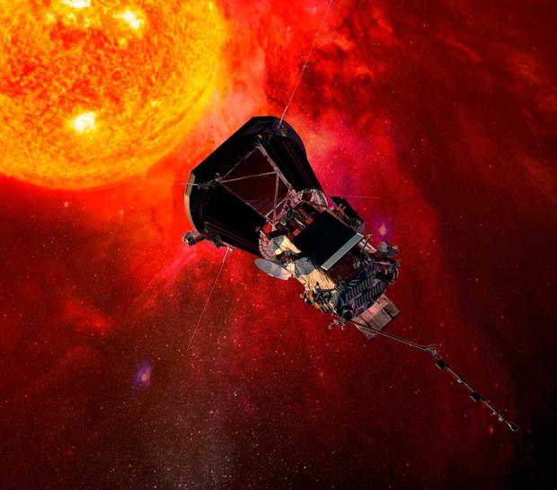 Historic NASA mission will be first to 'touch the sun'