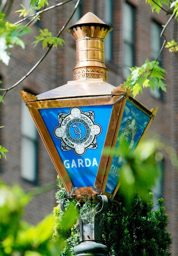 Harcourt Square garda HQ