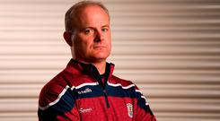 Galway manager Micheál Donoghue. Photo: Diarmuid Greene/Sportsfile