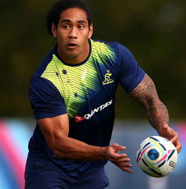 Joe Tomane called his agent to see if Leinster were interested