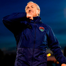 John Caulfield's Cork side face a tough test against Rosenborg tonight. Photo: Stephen McCarthy/Sportsfile
