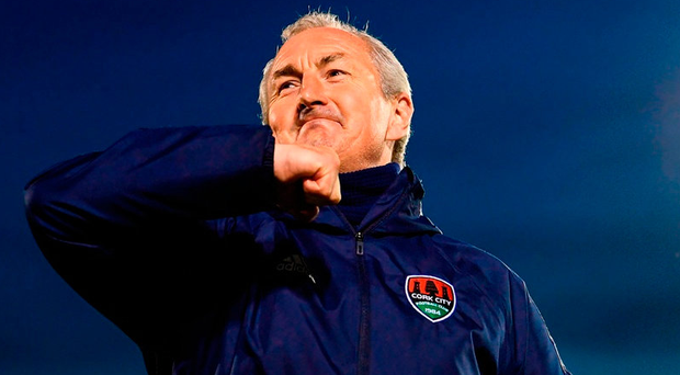 Positive Cork display needed to boost morale
