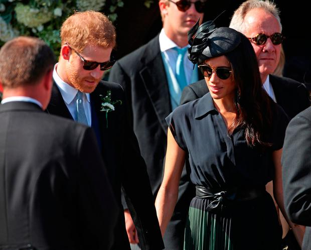 Prince Harry Heads Back to Botswana Without Wife Meghan Markle