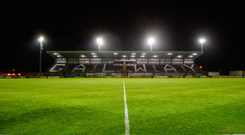 27 October 2017; A general view of Eamonn Deasy Park after the SSE Airtricity League Premier Division match between Galway United and Dundalk at Eamonn Deasy Park, in Galway. Photo by Piaras Ó Mídheach/Sportsfile