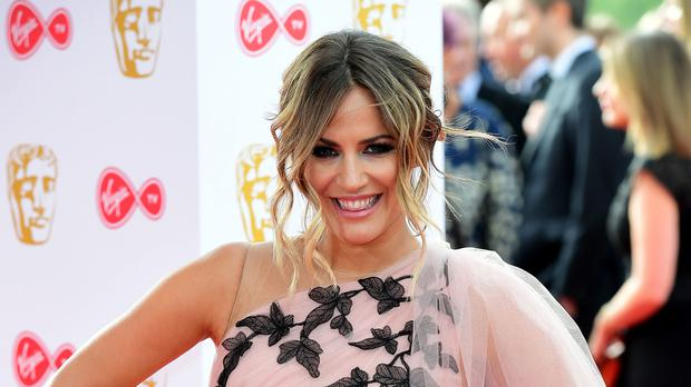 Caroline Flack has hosted Love Island (Ian West/PA)