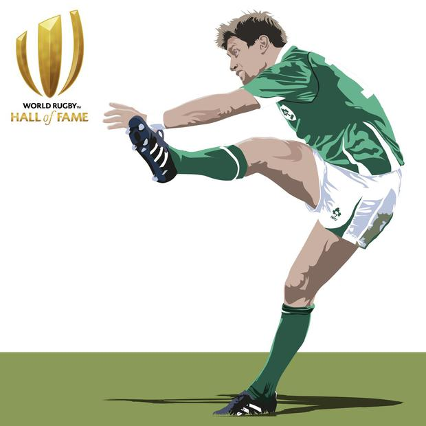 O'Gara Among Five New Inductees Into World Rugby Hall Of Fame
