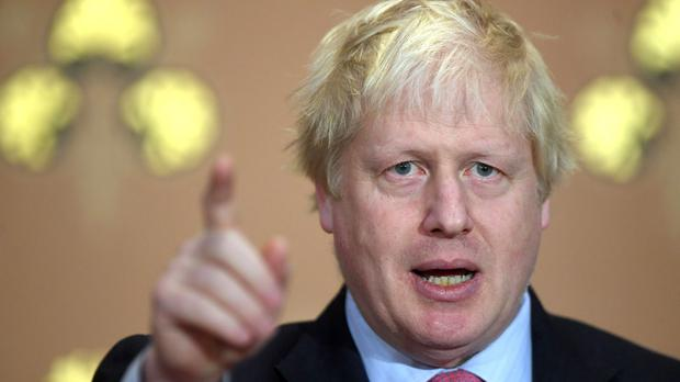 Boris Johnson is facing a continued backlash in the burka row (Victoria Jones/PA)