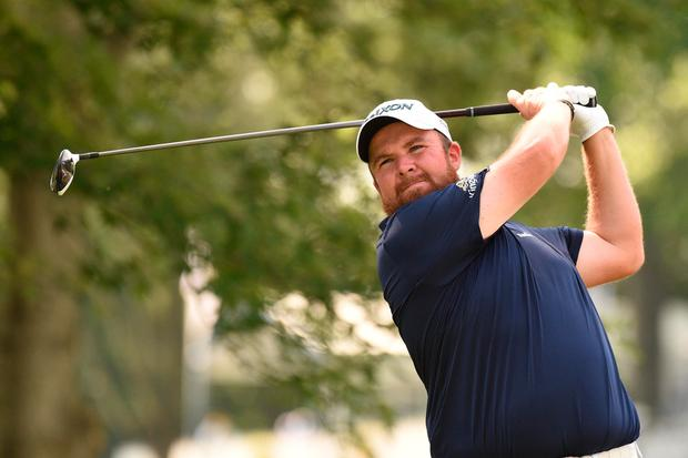 Shane Lowry makes his push as the US PGA Championship