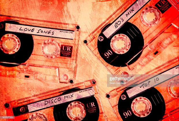 Music cassettes - are you stuck in a musical rut?