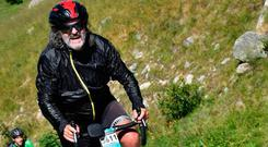 Johnny Ronan gears up for Mont Ventoux