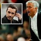 Gary Neville has questioned whether Man Utd CEO Ed Woodward is qualified to veto Jose Mourinho's transfer targets