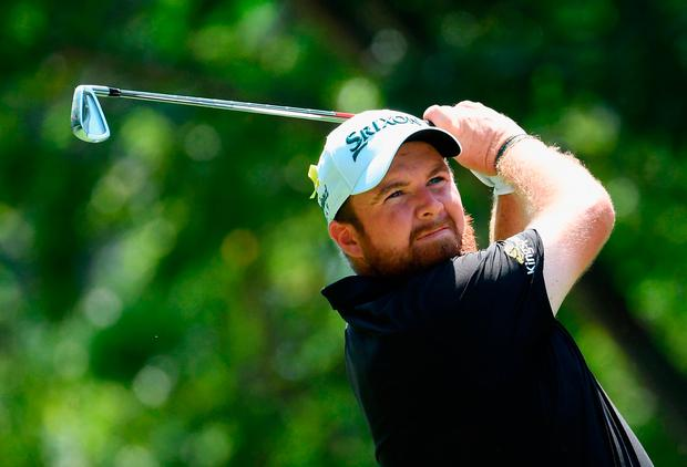 Shane Lowry of Ireland