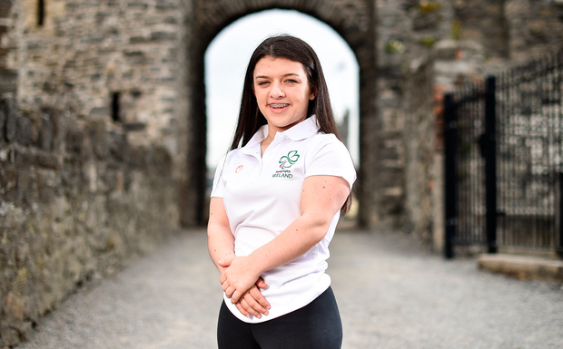 Nicole Turner is primed to compete at the European Para Swimming Championships in Dublin. Photo: Sportsfile