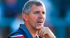 Galway manager Kevin Walsh. Photo: Ramsey Cardy/Sportsfile