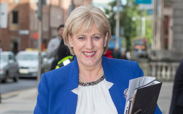 'Last week, the Minister for Business, Enterprise and Innovation, Heather Humphreys, announced that a contract with Enet is on course to be struck in September.' Photo: Mark Condren