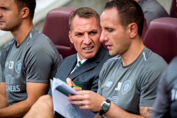 Celtic's Dedryck Boyata Gets Deeper Into Spat With Brendan Rodgers
