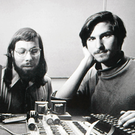 Steve Jobs in Apple's early days with co-founder Steve Wozniak.