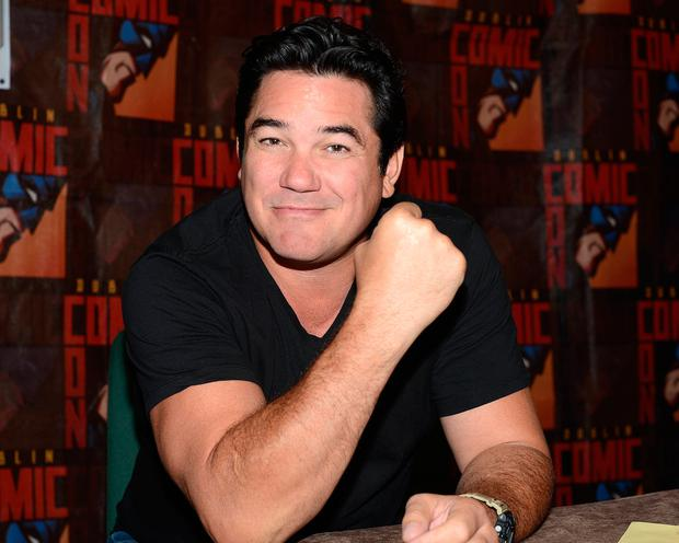 Dean Cain at Dublin Comic Con 2018 at The Convention Centre. Picture: Cathal Burke / VIPIRELAND.COM