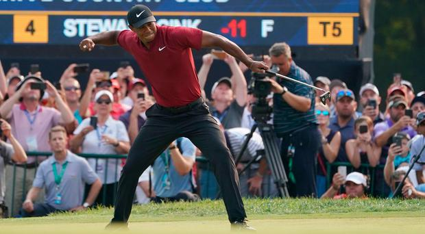 'It's been a hell of a process' - Tiger Woods shocked at contending in two majors after spinal fusion surgery