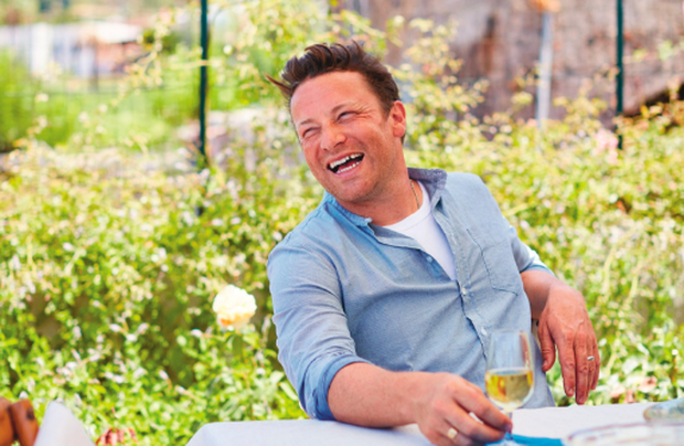 Jamie Oliver. Photo: David Loftus