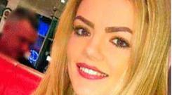 Chantelle Craig (21) was involved in an assault on the victim