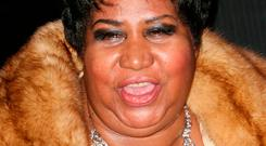 Music icon Aretha Franklin. Photo credit: Ian West/PA Wire