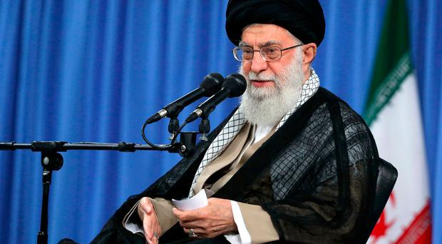 Ayatollah rejects offer of Iran talks with Trump