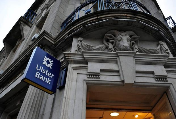 Ulster Bank is under pressure to sell under-performing loans but campaigners want it stopped until vulture funds are regulated. Picture: Bloomberg