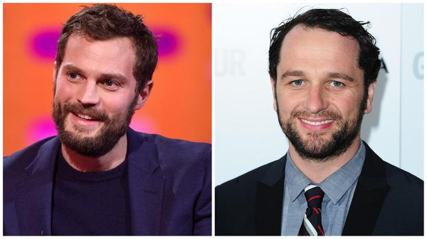 First-look pictures of Jamie Dornan and Matthew Rhys in new BBC drama (PA Wire/PA)