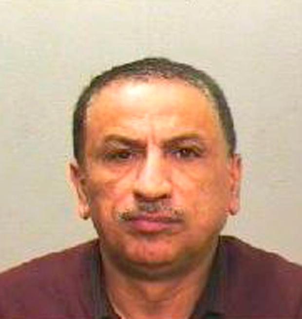 Undated handout photo issued by Northumbria Police of Dr Thair Altaii: Northumbria Police/PA Wire