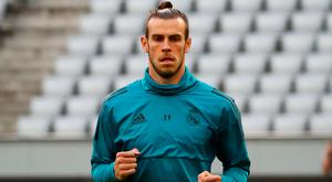 Real Madrid's Gareth Bale. Photo: Reuters