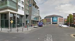 The attack happened in broad daylight on Golden Lane Photo: Google Maps