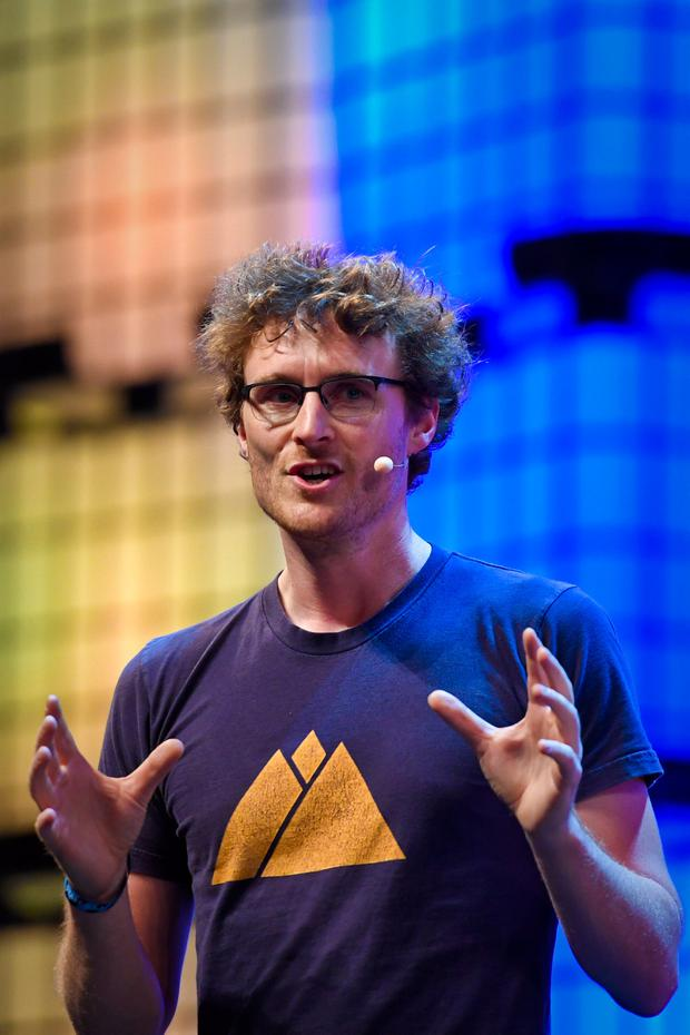 Paddy Cosgrave. Picture: PATRICIA DE MELO MOREIRA/AFP/Getty Images