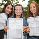 Leaving Cert results at Maryfield College, Drumcondra in 2017