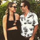 Vogue Williams and husband Spencer Matthews. Picture: Instagram