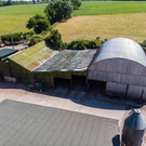 The farm is being sold with the goodwill of the owners and there is strong interest.