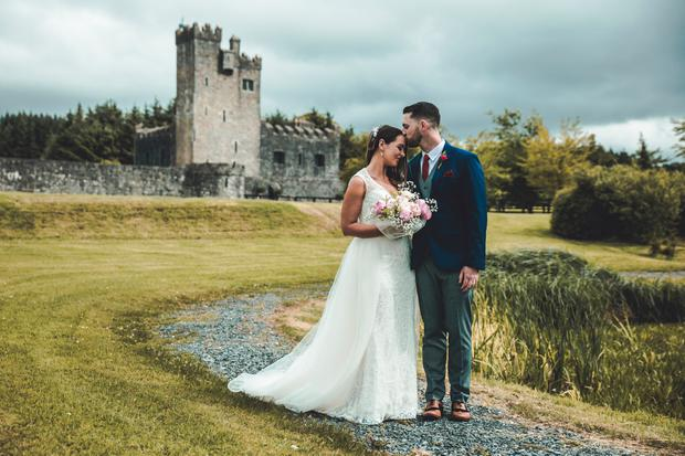 Real Weddings Galway: Real Wedding: Inside Lauren And Tom's 'simple And Fun