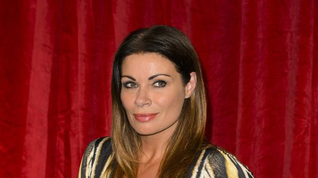 Alison King plays Carla Connor (Matt Crossick/PA)