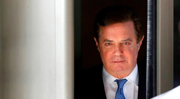 Manafort had 'huge dumpster' of cash, trial told