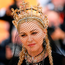 Madonna arrives at the Met Gala to celebrate the opening of 'Heavenly Bodies: Fashion and the Catholic Imagination' in New York earlier this year. Photo: Eduardo Munoz/Reuters
