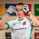 Paul Brady is one of four Irishmen who will make up the semi-final line-up in the Open Singles at the World Handball Championships. Photo: INPHO/Morgan Treacy