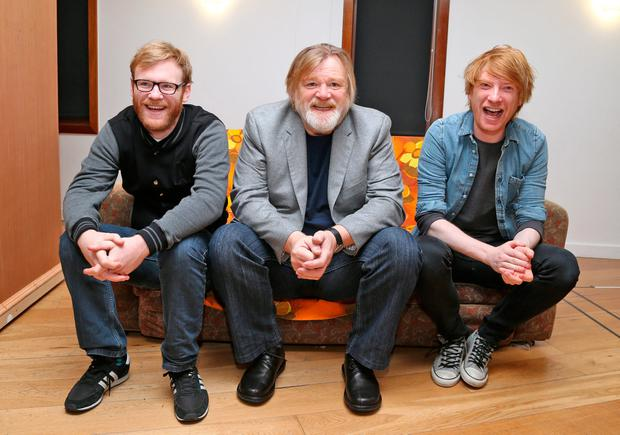 I cannot describe how cool it was' - Domhnall Gleeson on